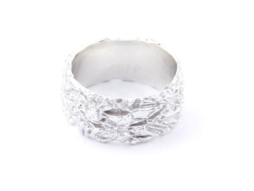 Foil Texture Ring